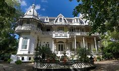 Roomor, one of Trinidad's 'Magnificent Seven' houses that has stood the test of time.