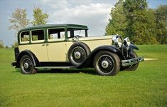 1930 Nash Twin-Ignition Eight