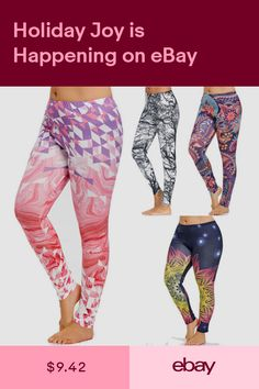 d8739613eced00 Leggings Clothing Shoes & Accessories #ebay