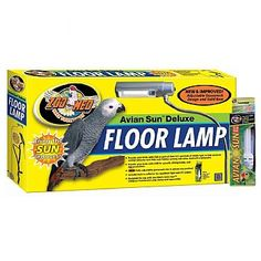 This Avian Sun Uv Floor Lamp Starter Kit Contains A Uvlamp And A Stand Save When You Buy These Products Together It Gives Your Floor Lamp Zoo Med Flooring