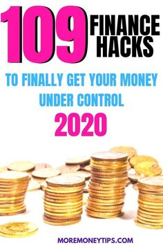 109 Personal Finance Tips to get your money under control for 2020 - Finance tips, saving money, budgeting planner Money Tips, Money Saving Tips, Are You Serious, Budget Planer, How To Become Rich, Managing Your Money, Investing Money, Budgeting Money, Frugal Tips