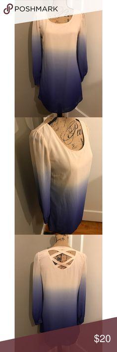 Tobi Ombré Dress Purple ombre dress in great condition. Tobi Dresses