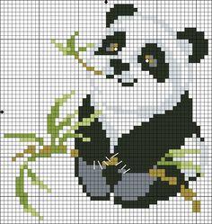 Grilles 79: des ours et des pandas !