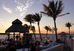 Lorelei Restaurant and Cabana Bar.  Islamorada, FL. a great place to eat in the Florida Keys