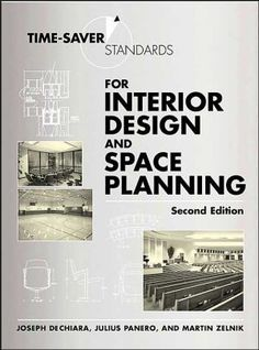 Time-Saver+Standards+for+Interior+Design+and+Space+Planning