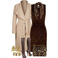 Fall Fabulosity, created by arjanadesign Fashion Over 50, Look Fashion, Fashion Outfits, Womens Fashion, Fashion Design, Fall Fashion, Velvet Fashion, Work Attire, Classy Outfits