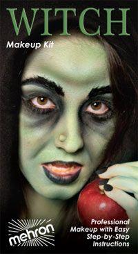 Professional Makeup for Halloween