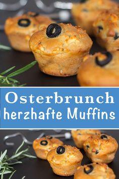 Bist du gerade auch auf der Suche nach leckeren Osterbrunch Rezepte und Osterbrunch Ideen? Dann habe ich hier für dich etwas Passendes: köstliche Muffins herzhaft. Und zwar mit Schafskäse, Oliven & Rosmarin. Extrem schnell gemacht und lecker! Und auch bei Kindern sehr beliebt. (anzeige) #osternrezeptebrunch #osternrezepteherzhaft