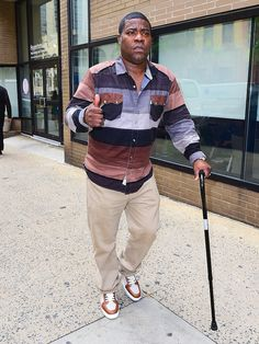 Tracy Morgan Steps Out for the First Time After Walmart Settlement Following ... Tracy Morgan  #TracyMorgan