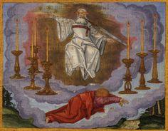 Ottheinrich The Vision of the Seven Candlesticks, Revelation