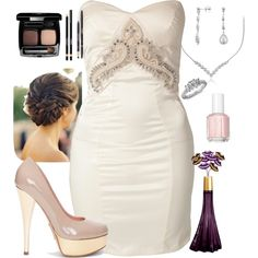 """""""Elegance"""" by theheartsclubqueen on Polyvore"""