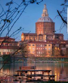 PAVIA dal Ticino