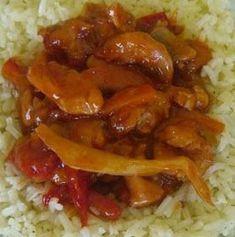 Családi kondér: Szecsuáni csirke