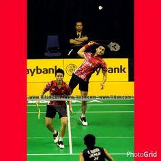 Tontowi Ahmad/Liliyana Natsir  in second round Malaysia Open Super Series Premier 2015