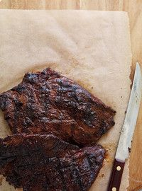 Ricardo& recipe: Spice and Cocoa Rubbed Flap Steak Steak Marinade Recipes, Meat Recipes, Cooking Recipes, Flap Steak, Ricardo Recipe, Colombian Food, Skirt Steak, Summer Recipes, Cacao
