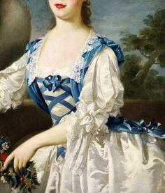 Portrait of A Girl by Bartholomew Dandridge