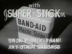 Vintage TV Commercials from the 1940's & 50's (7+ ads) MORE!  I think I'm more than addicted to these :)