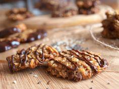 Brownie Cookies, Vegan Cake, Holiday Cookies, Cereal, Almond, Food And Drink, Low Carb, Homemade, Drinks