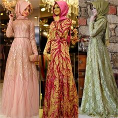 Beautiful and Elegant Evening Dresses