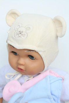 №25 Bebe-mar 025(велюр) 100% хлопок,р-р , | Детские шапочки