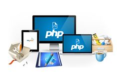 Create your #business image by developing a website with #PHP web development