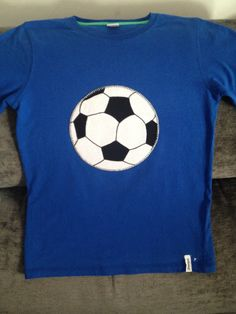 Camiseta pelota futbol