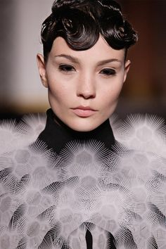 Haute Couture Spring Summer Collection [No.15/36] Iris Van Herpen 2013