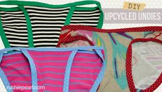 Tute for making your own undies !!! from ruthie pearl