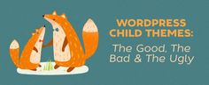 New to Wordpress Child Themes? Here's what you need to know: http://crt.mk/PCiOP