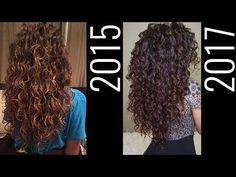 HOW TO GET HEALTHY CURLY HAIR | Ayesha Malik - YouTube