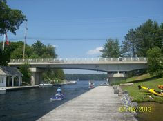 Port Sandfield Marina Bay Sands, Lakes, Cottages, Ontario, Places Ive Been, Attraction, River, Dreams, Future
