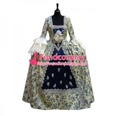 CosplayDiy Women's Rococo Ball Gown Gothic Victorian Dress Costume Victorian Dress Costume, Gothic Victorian Dresses, Gothic Dress, Costume Dress, Cosplay Costumes, Ball Dresses, Sexy Dresses, Nice Dresses, Costume