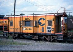 RailPictures.Net Photo: BO 902440 Buffalo & Pittsburgh Caboose at Punxsutawney, Pennsylvania by Wade H. Massie