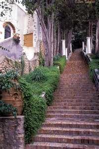 Stairway to Heaven, Isle of Capri, Italy