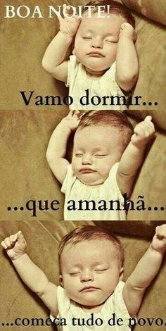Good night/Boa noite...