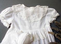1900-1909 French christening gown - Ebay
