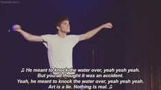 13 Life Lessons To Learn From Bo Burnham's Latest Comedy Special This is how i feel while trying to draw or do anything art related