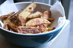 Perfect Oven Fries: Give French Fries a Healthy Makeover