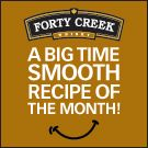 Forty Creek Whisky - Recipes Smoothes Recipes, Whisky, Whiskey