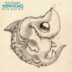 108 Images Fascinantes De Dessin Monstre Monster Drawing Doodles