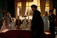 Miss Peregrine et les enfants particuliers : Photo Asa Butterfield
