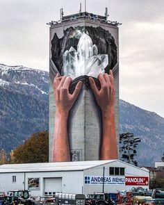 Bane & Pest – Graffiti World Murals Street Art, 3d Street Art, Amazing Street Art, Street Art Graffiti, Street Artists, Graffiti Wall Art, Art Mural, Graffiti Lettering, Graffiti Artists