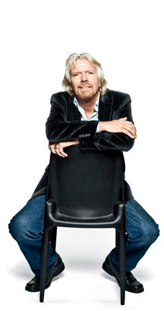 Richard Branson - such a good business man