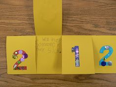 Mrs. T's First Grade Class: New Year's Resolutions