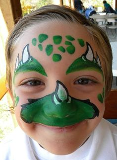 Faulkner's Ranch: Face Painting