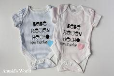 Bodies Bebé recién hecho - Anuski´s World