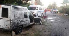 Pakistan'da intihar saldırısı: 6 ölü, 20 yaralı!