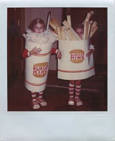 .need some ketchup with those fries?