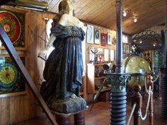 Mascarona casa Isla Negra de Pablo Neruda Pablo Neruda, Chile, Victorian, Urban, Places, Viajes, Home, Santiago, Islands