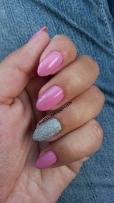Aradia's blog: The easiest mani